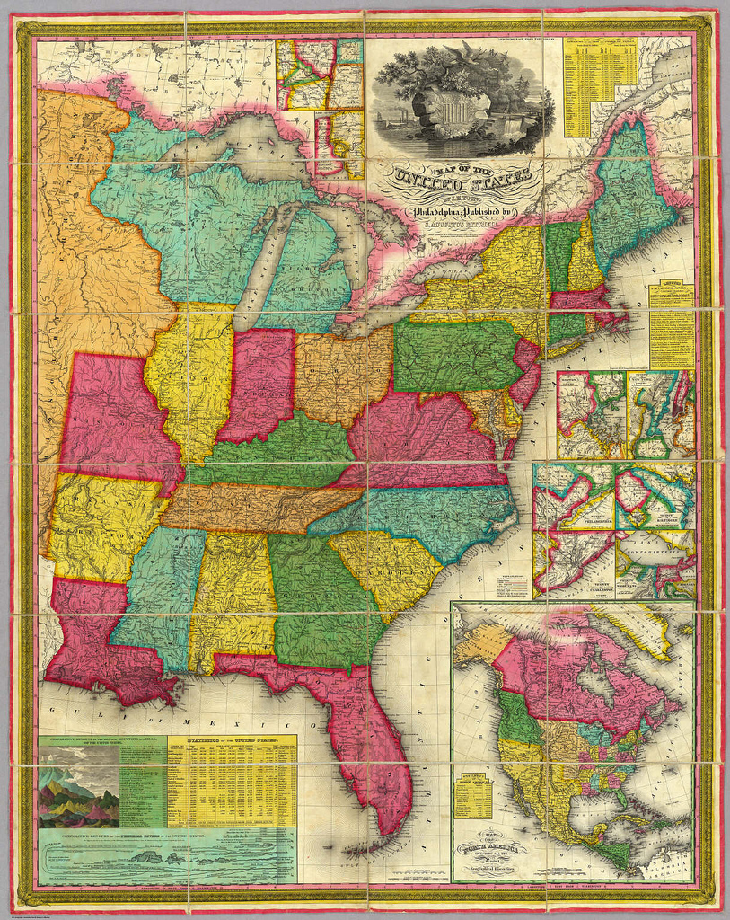 Four Five And Six Color Theorems Nature Of Mathematics - Colored usa map