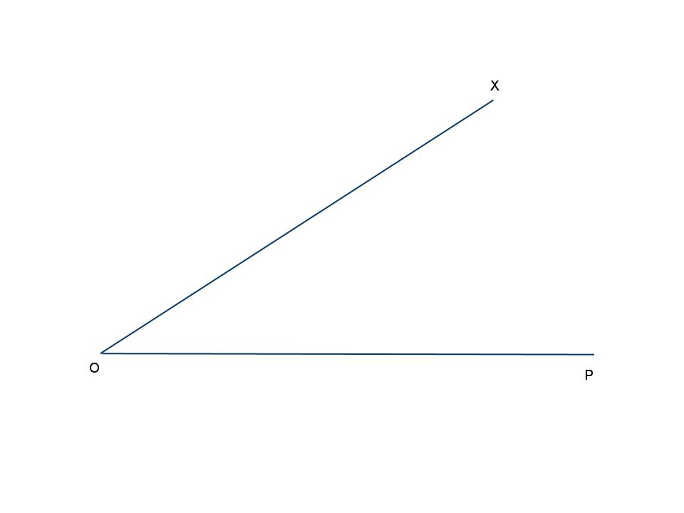 Drawing Lines In Maths : Trisection of angles nature mathematics