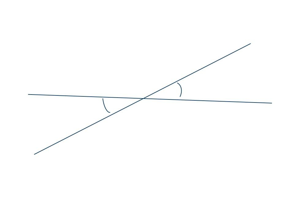 how to solve congruent angles